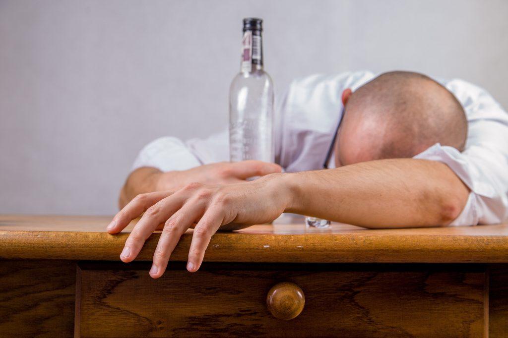 Wpływ alkoholizmu na sen