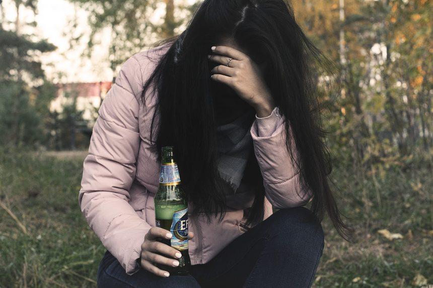 Kobiecy alkoholizm i jego skutki